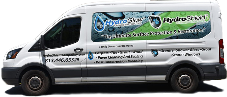 Hydro Glow Cleaning Truck